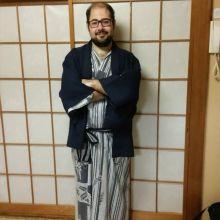 Giuseppe先生【イタリア語 英会話 - 東京都】