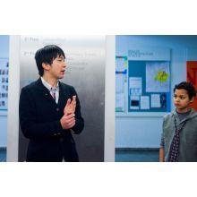 Jackson先生【英会話 ドイツ語 中国語(北京語) - 東京都 神奈川県】