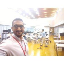 Mohamed先生【アラビア語 英会話 - 東京都】
