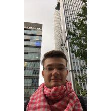Alexandru先生【英会話 ロシア語 - 大阪府】