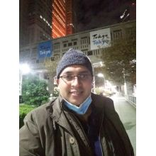 Ravindra先生【英会話 - 埼玉県 千葉県】